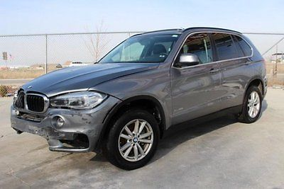 BMW : X5 xDrive35i 2014 bmw x 5 xdrive 35 i salvage wrecked export welcome priced to sell l k