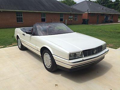 Cadillac : Allante 1990 cadillac allante