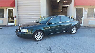 Audi : A6 2001 audi a 6 quattro v 6