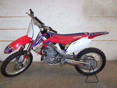 Honda : CRF 2009 honda crf 450 r