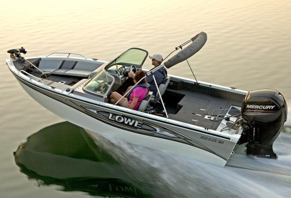 2014 Lowe Fish & Ski FS175