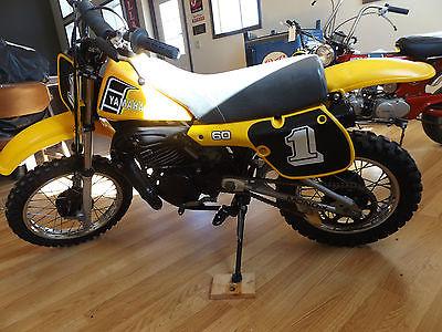 Yamaha : YZ Yamaha YZ60 YZ 60 super nice runs like a champ 80