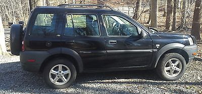 Land Rover : Freelander 2002 land rover freelander power suv 4 wd