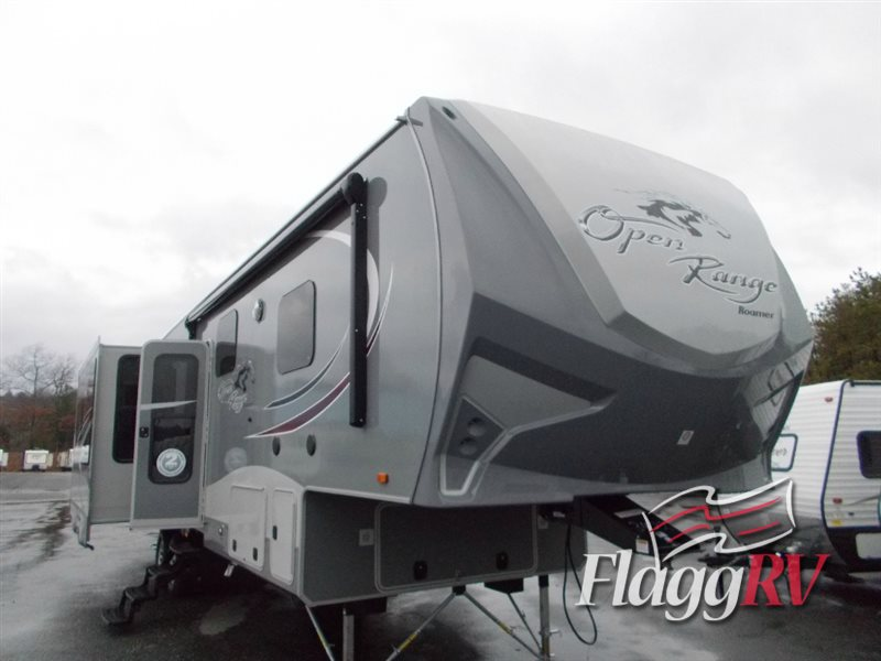 2016 Open Range Rv Roamer 348RLS