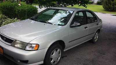 Nissan : Sentra GXE 1998 nissan sentra gxe sedan 4 door 1.6 l