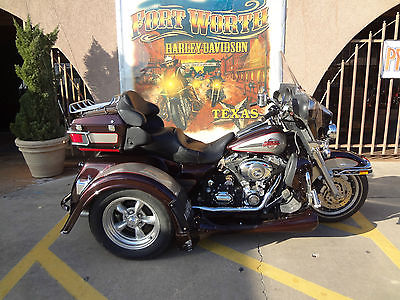 Harley-Davidson : Touring 2007 harley davidson ultra classic motortrike conversion blowout wholesale price