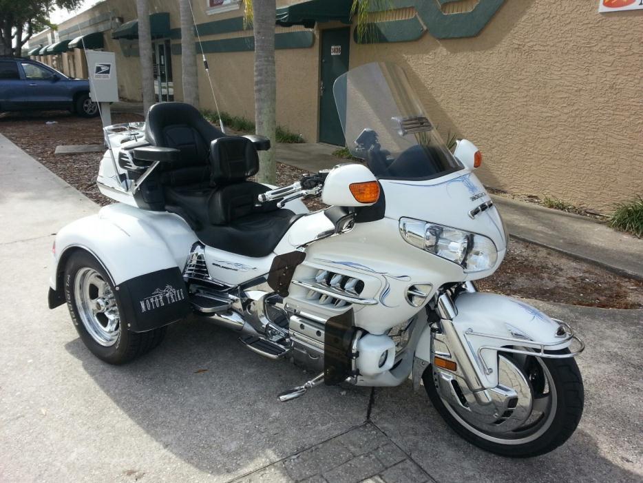 2007 honda goldwing 1800 motorcycles for sale. Black Bedroom Furniture Sets. Home Design Ideas
