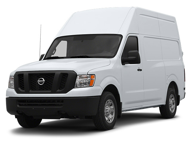 2013 Nissan Nv High Roof 2500 V8 Sv