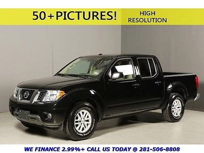 Nissan : Frontier 2014 SV V6 CREWCAB AUTO CRUISE 16