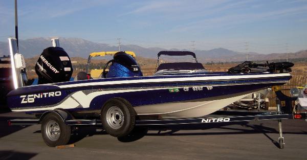 2014 Tracker Nitro Z6 SC