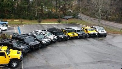 Other Makes : Hummer Hard Top 4-Door 1996 am general hummer