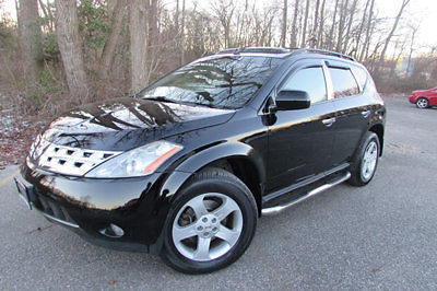 Nissan : Murano 4dr SL AWD V6 2005 nissan murano sl awd we finance clean car fax only 58 k miles runs like new