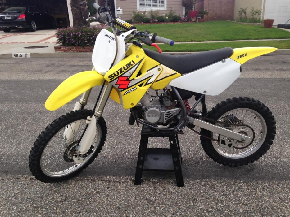 Superb 2003 Suzuki Rm100 Motorcycles For Sale Pdpeps Interior Chair Design Pdpepsorg