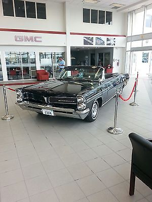 Pontiac : Bonneville Bonneville 1963 pontiac bonneville convertible collector classic