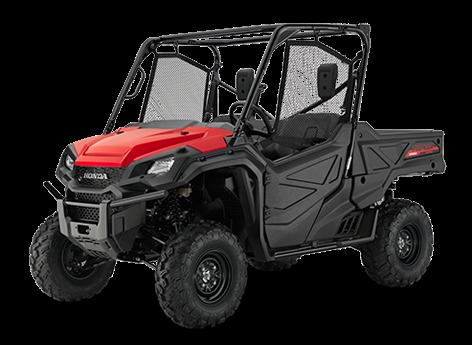 honda pioneer 1000 5 deluxe red sxs1000m5d motorcycles for sale. Black Bedroom Furniture Sets. Home Design Ideas