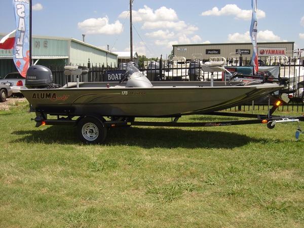 2015 Alumacraft Bass Series Prowler 175