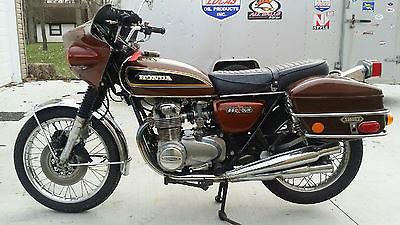 Honda : CB 1976 honda cb 550 k 2 cb 550 73 74 75 76 vintage classic very nice condition