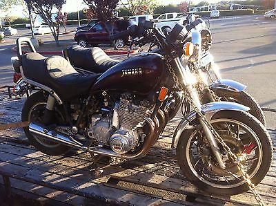 Yamaha : XS 1982 yamaha xj 1100 maxim