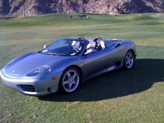 Ferrari : 360 2dr Converti LOW MILES!!! EXCELLENT CONDITION