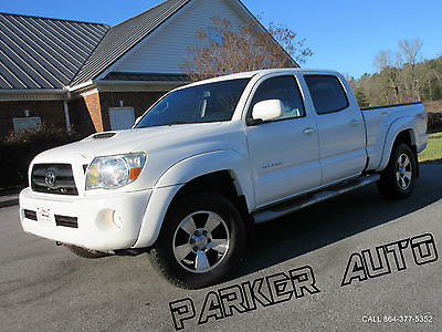 Toyota : Tacoma SPORT 4X4 CREW CAB LONG BED REMOTE START WRNTY! SPORT 4X4 CREW CAB RARE LONG BED TOW PKG WARRANTY LIKE 2006 2007 2009 2010 2005