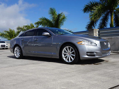Jaguar : XJ Base Sedan 4-Door 2014 jaguar