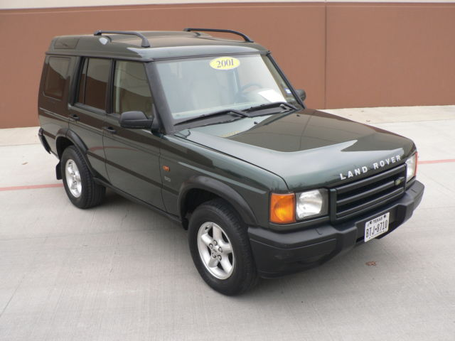 Land Rover : Discovery 4dr Wgn SD SD 2 OWNERS LOW MILES NEW A/C ALL SERVICE VERY CLEAN GREAT WORKING ORDER