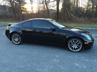 Infiniti : G35 NO RESERVE 2005 infiniti g 35 gorgeous car very clean well kept dont miss it