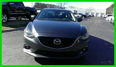 Mazda : Mazda6 i Grand Touring 2015 i grand touring used 2.5 l i 4 16 v automatic fwd sedan bose