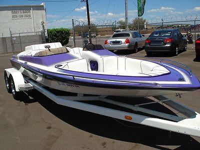 1992 Carrera 20.5 Open Bow Jet Boat