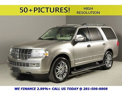 Lincoln : Navigator 2008 LIMITED NAV SUNROOF 8PASS REARCAM 20