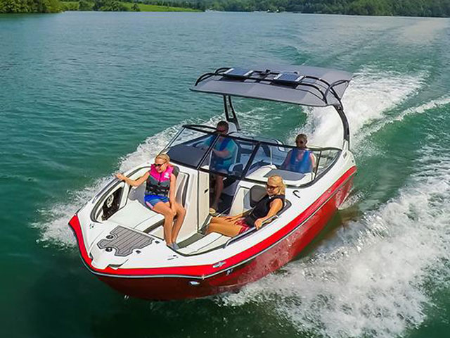 2016 YAMAHA BOATS 24 FT 242 Limited S E-Series