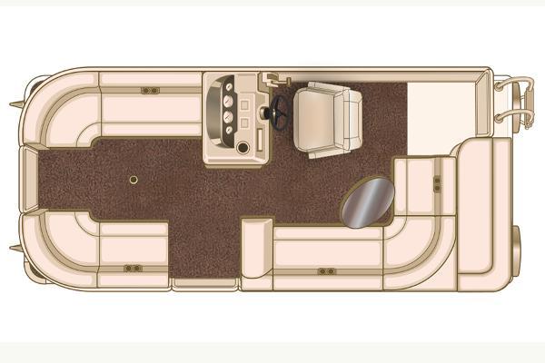 2015 Sylvan Mirage Cruise 8520 CR LE
