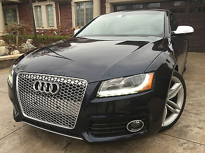 Audi : S5 Base Coupe 2-Door 2010 audi s 5 prestige package 7 k in upgrades apr awe exhaust st 2 carbonio intake