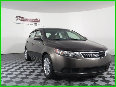 Kia : Forte EX FWD 2.0L I-4 Cyl Hatchback 1 Owner Low Price FINANCING AVAILABLE! USED 103k Miles 2012 Kia Forte Keyless Entry Good Condition