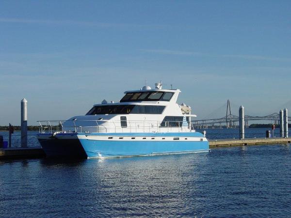 2004 Alwoplast Power Catamaran