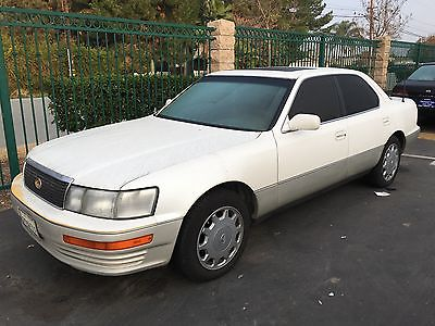 1992 lexus ls400 cars for sale. Black Bedroom Furniture Sets. Home Design Ideas