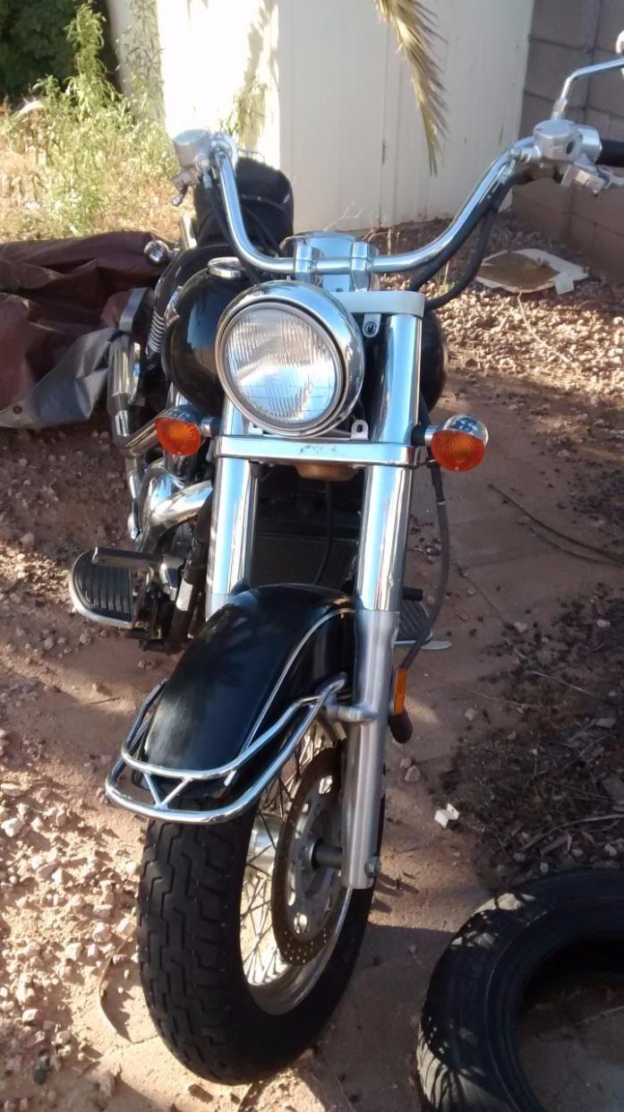 2016 Kawasaki Vulcan® 900 Classic