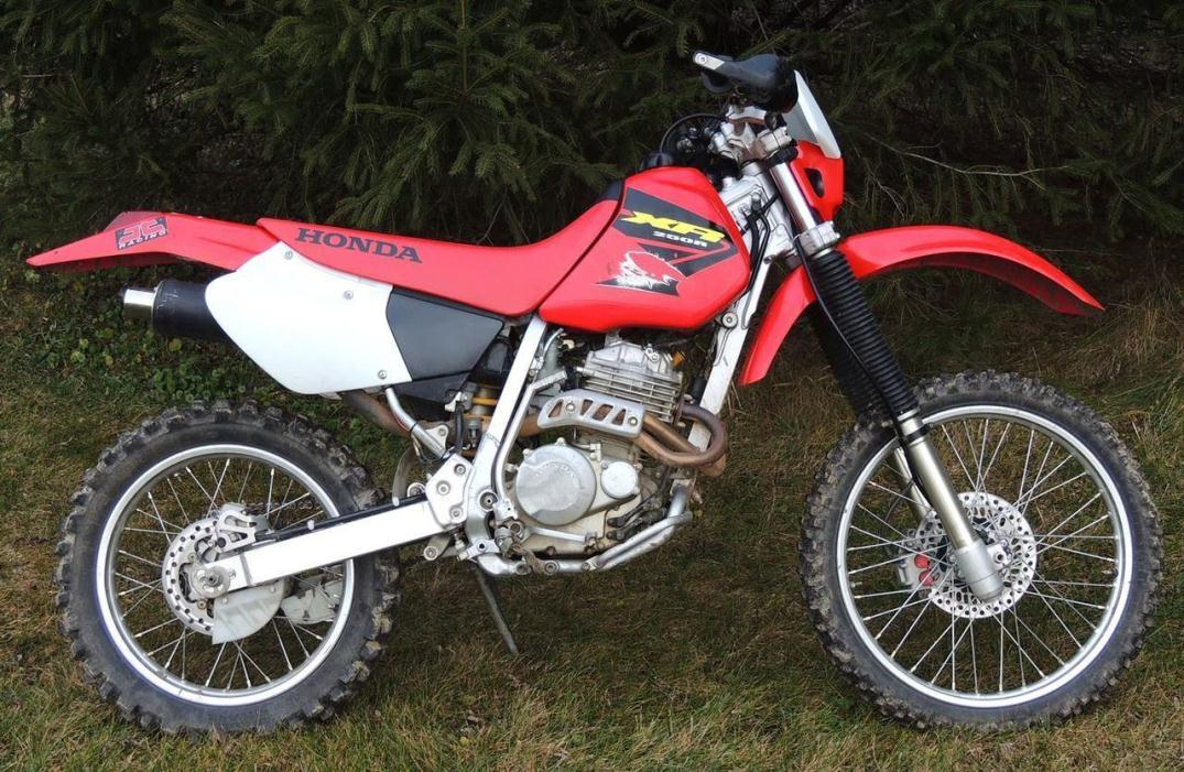 honda xr250r motorcycles for sale