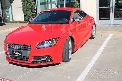Audi : TT 2.0T Prestige 2013 audi 2.0 t prestige