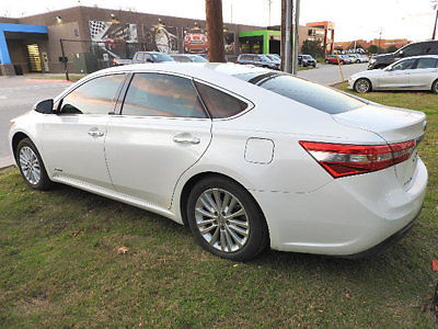 2014 toyota avalon hybrid cars for sale. Black Bedroom Furniture Sets. Home Design Ideas