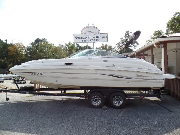 2000 Chaparral(SOLD) 232 Sunesta