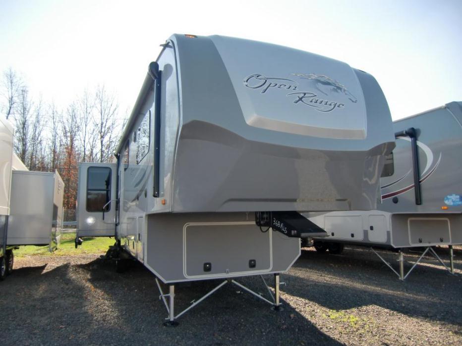 2013 Open Range Roamer 345RLS
