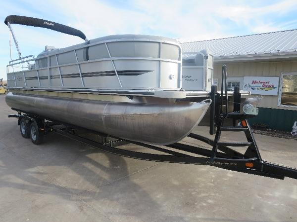 2014 Bentley Pontoons Encore 240 Cruise SE