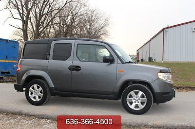 Honda : Element EX 2009 ex used 2.4 l i 4 16 v automatic fwd suv premium 1 owner hwy miles inspected