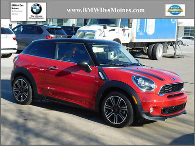 Mini : Other S 2014 mini paceman s