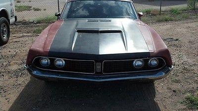 Ford : Torino GT 1970 torino gt fastback