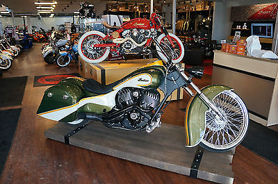 Indian Chief Classic Custom Bagger 26 In Front Wheel Dirty Bird