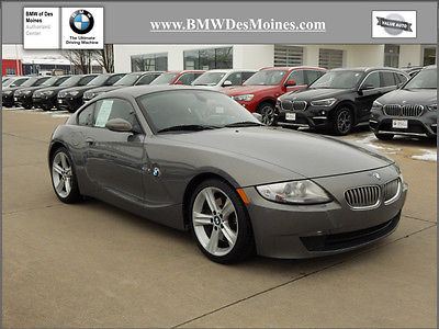 BMW : Z4 3.0si 2007 bmw z 4 3.0 si