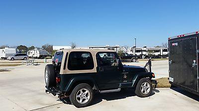 Jeep : Wrangler Sahara 2000 jeep sahara wanglar