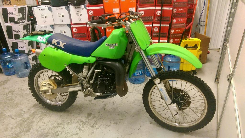 Kawasaki Klx 300 Motorcycles For Sale